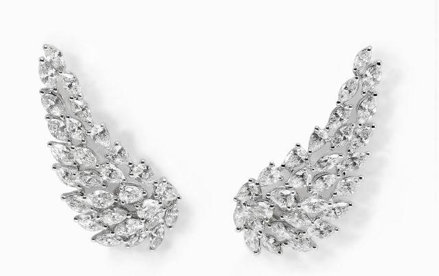 Messika earrings yvn7py