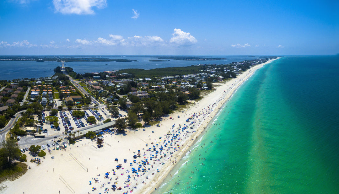 Anna Maria Island's beach renourishment project begins in July.