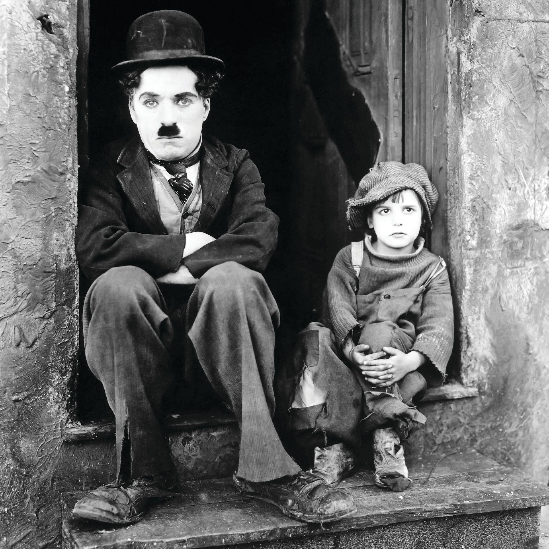 Chaplin the kid edit azteir