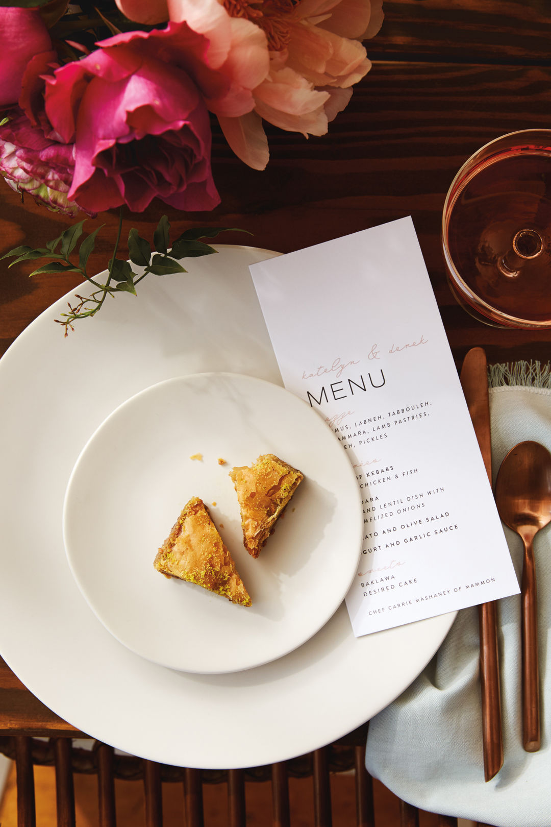 Skip The Buffet Line In Favor Of A Family Style Reception Pacific