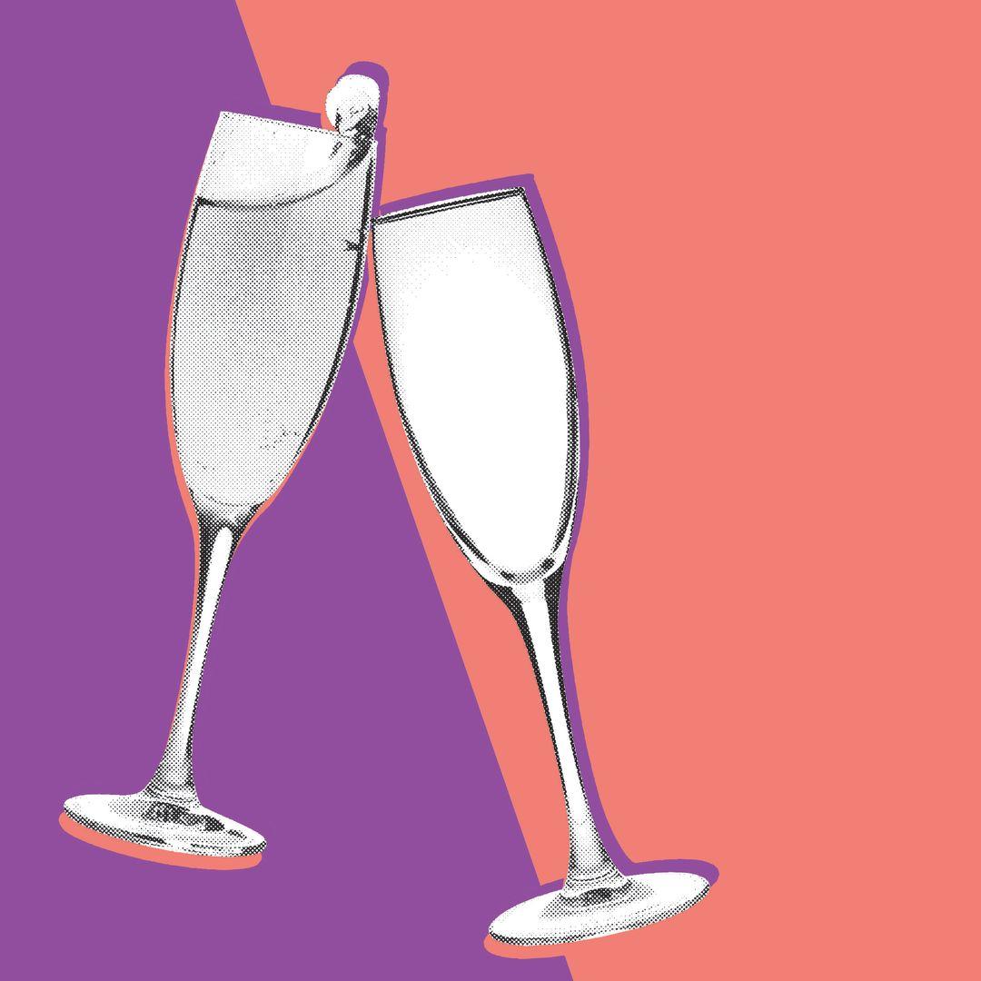Pomo 1216 shakedown champagne glasses winlj8