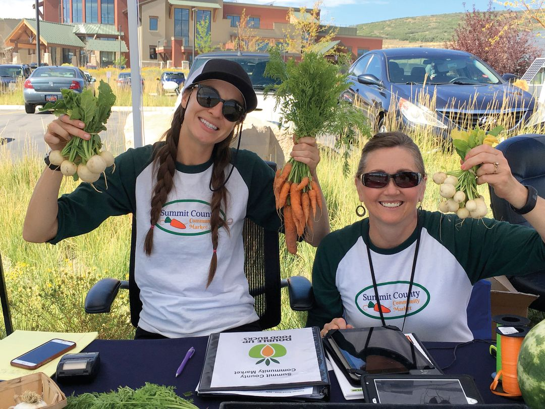 5 Local Farmers Markets You Need to Know About | Park City