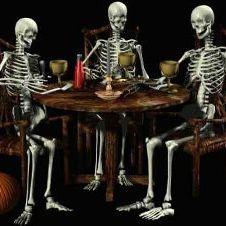 Halloween skulls 138 cialn2