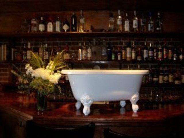 Bar Spotlight Bathtub Gin Seattle Met