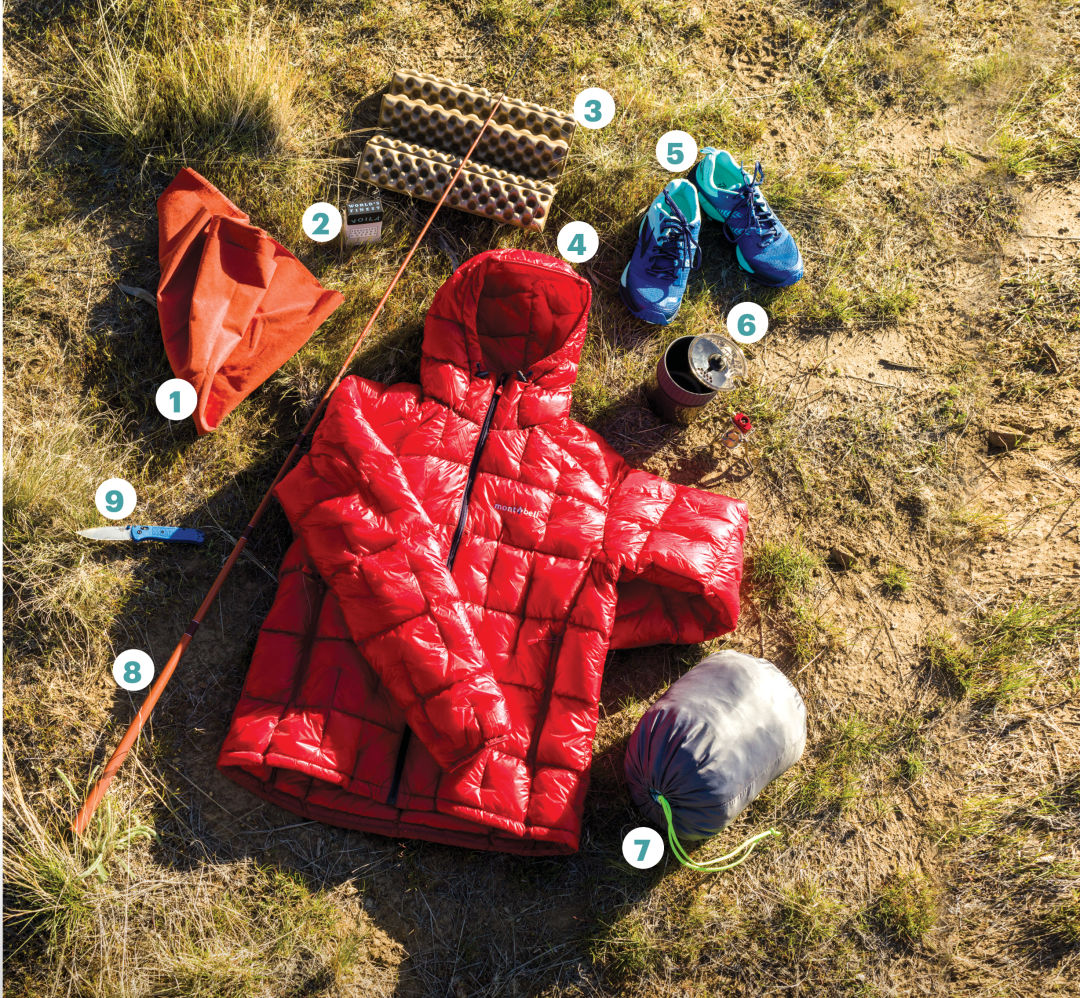 this is the pacific northwest's best lightweight backpacking gear