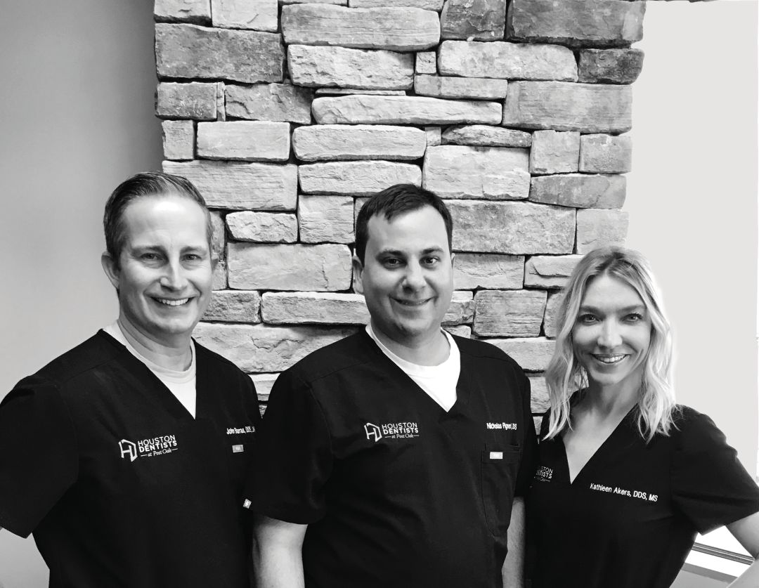 The Faces of Houston Dentistry: The Dentists at Post Oak