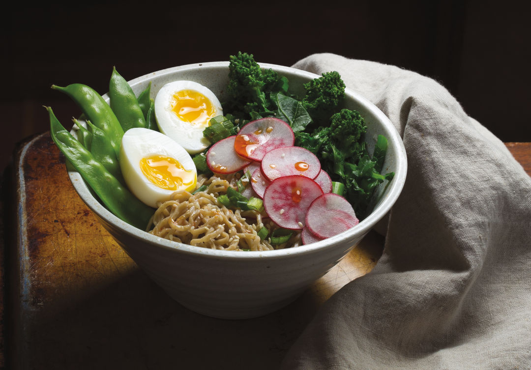 a portlander makes the country s first fresh organic ramen noodle