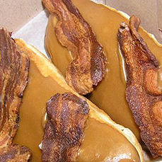 Maple bacon voodoo doughnut duowi8
