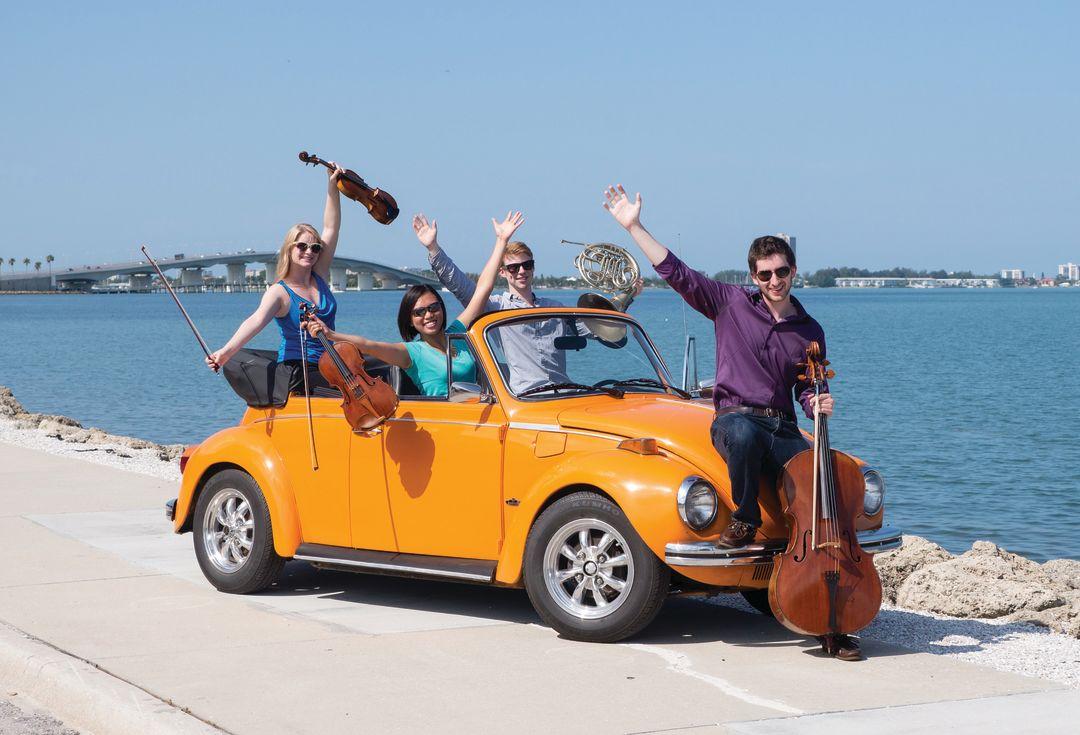 Sarasota music festival students w8mjw4