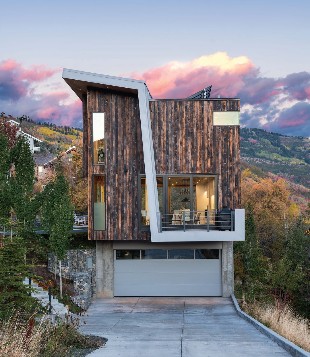 a55852b6574 A Dazzling Hillside Abode We Can't Stop Thinking About | Park City ...