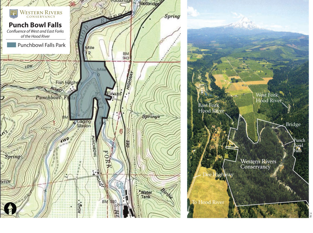 Hood river project map p30qpn