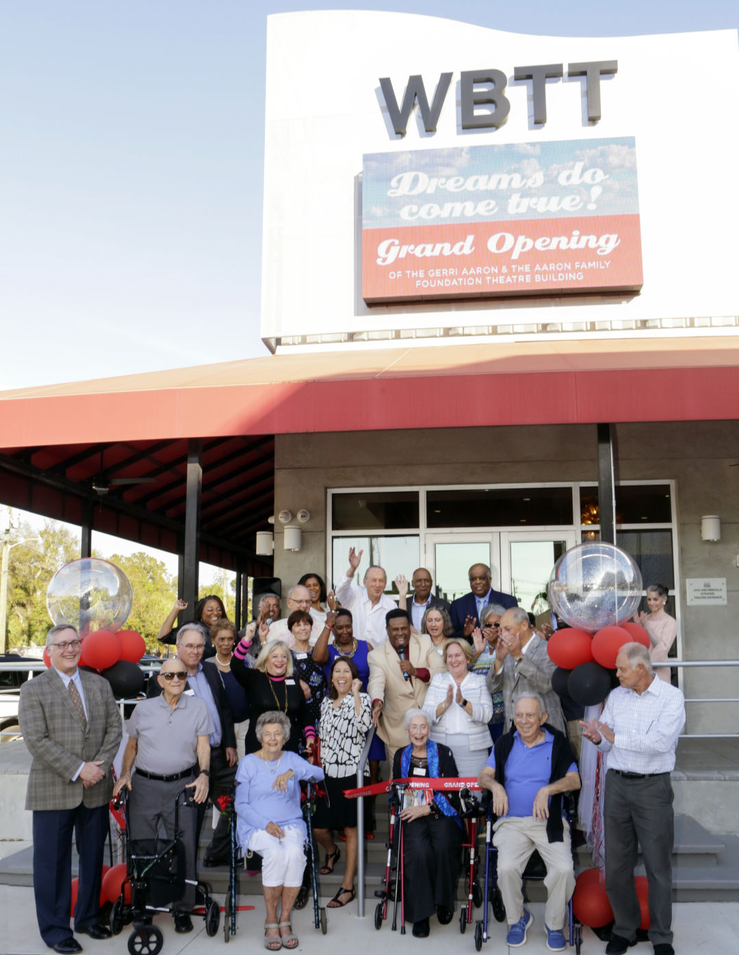 Image result for picture of the new West Coast Black Theater Building