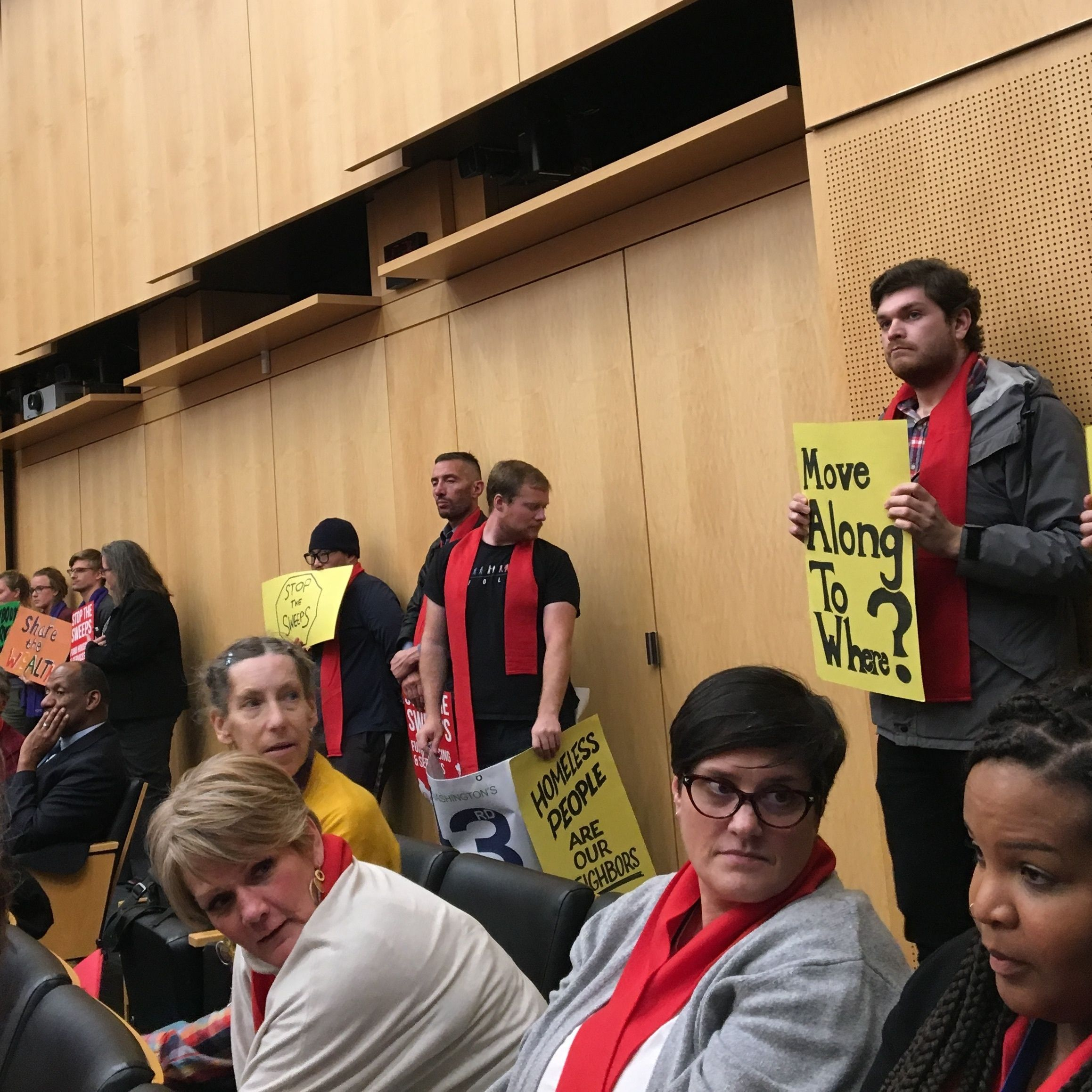 Housing for all coalition sweeps head tax budget committee hearing oeddd3