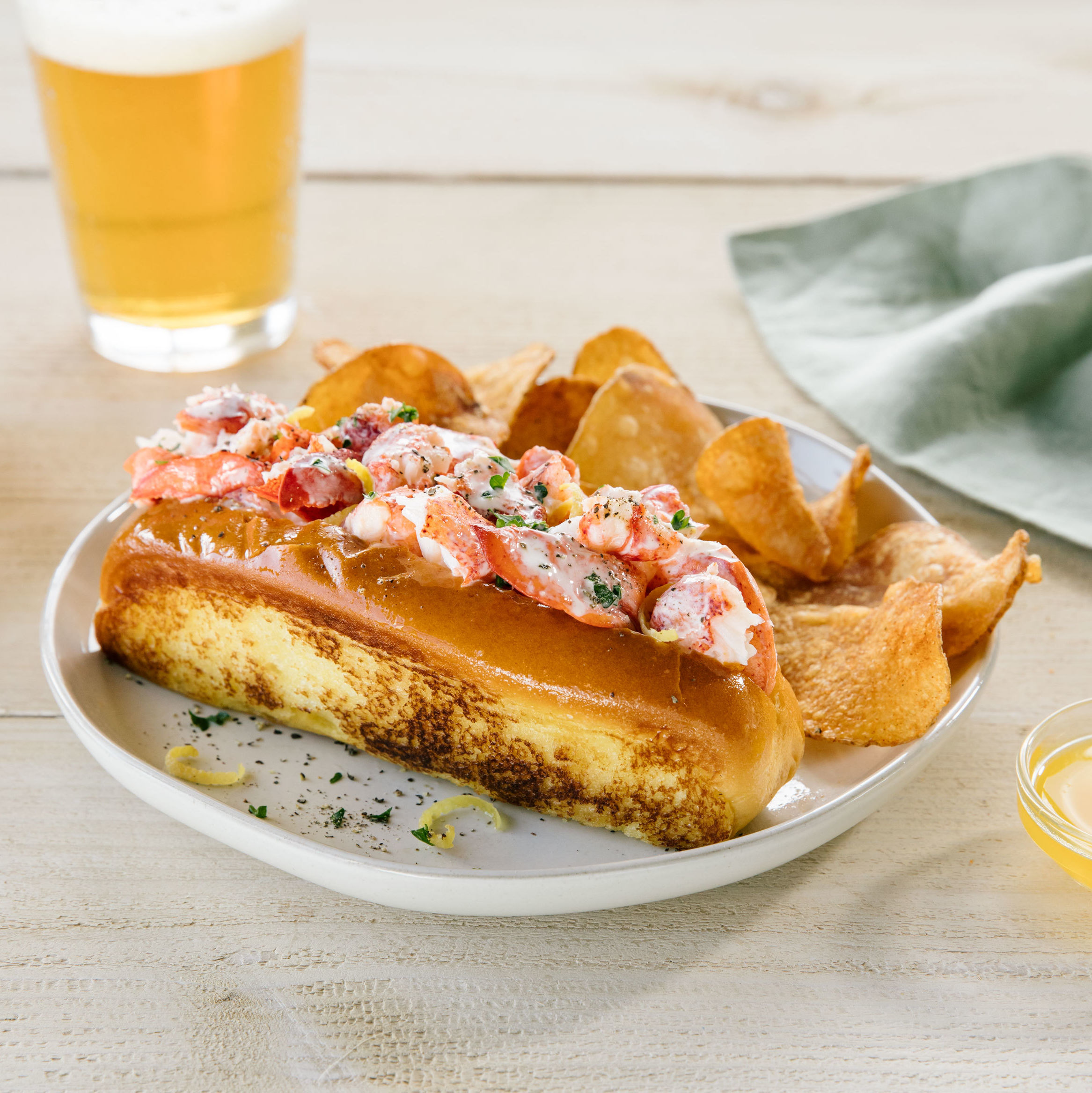 Lobsterroll zirkum
