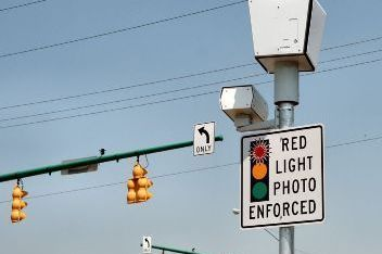 Red light camera tjubuv