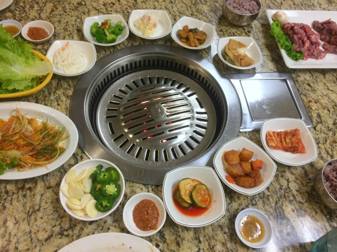 Food fight where can you find houston 39 s best charcoal korean barbecue houstonia for Korea garden restaurant houston tx