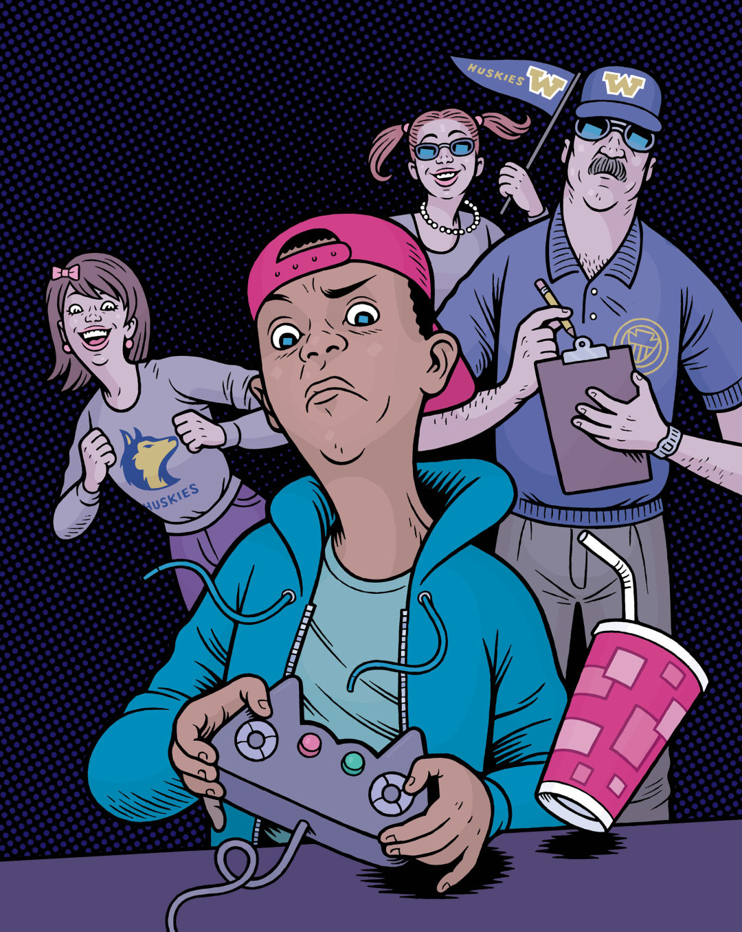 Seattlemet gamer g7w8pe
