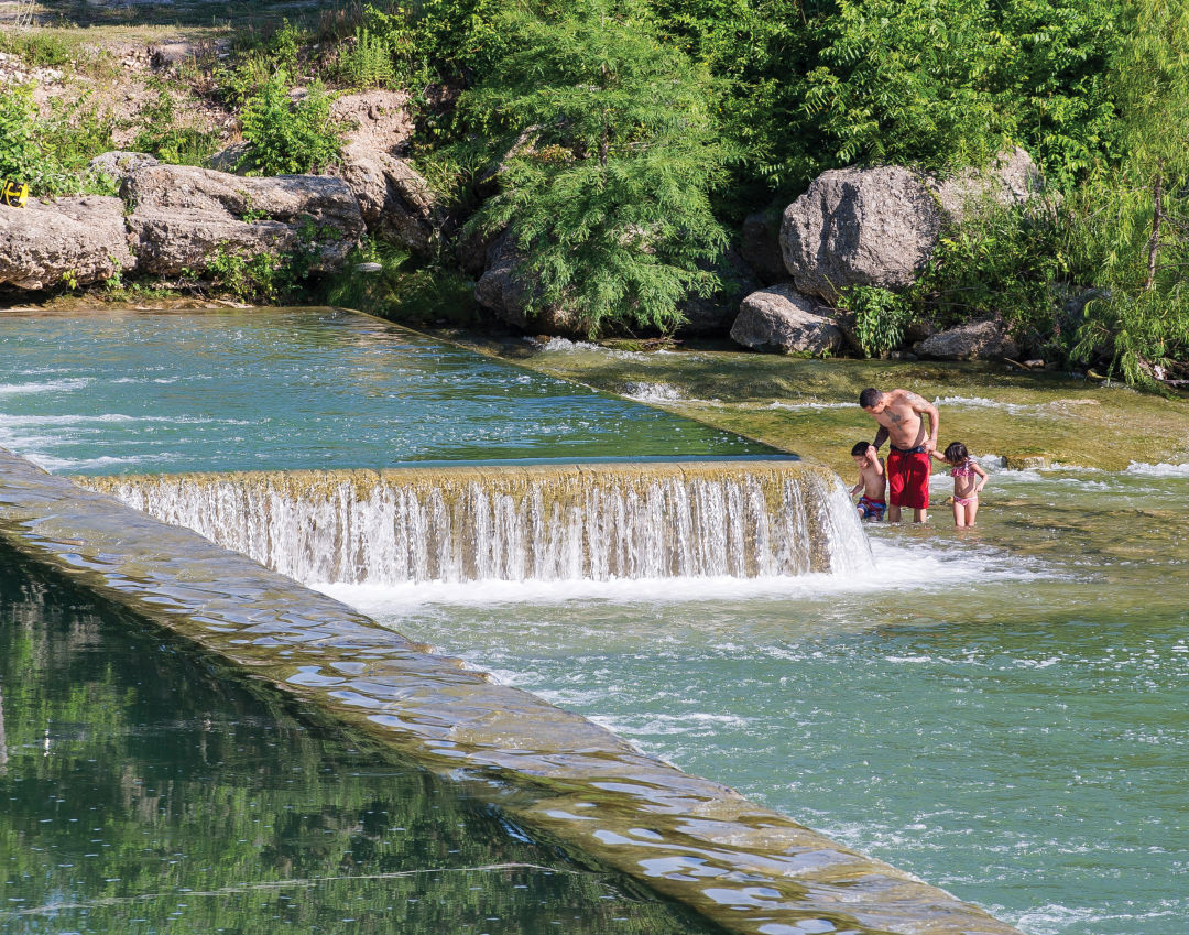 20 Texas Swimming Holes to Cool You Off This Summer | Houstonia