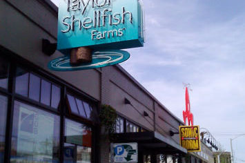Taylor shellfish melrose seattle sign ckurfl