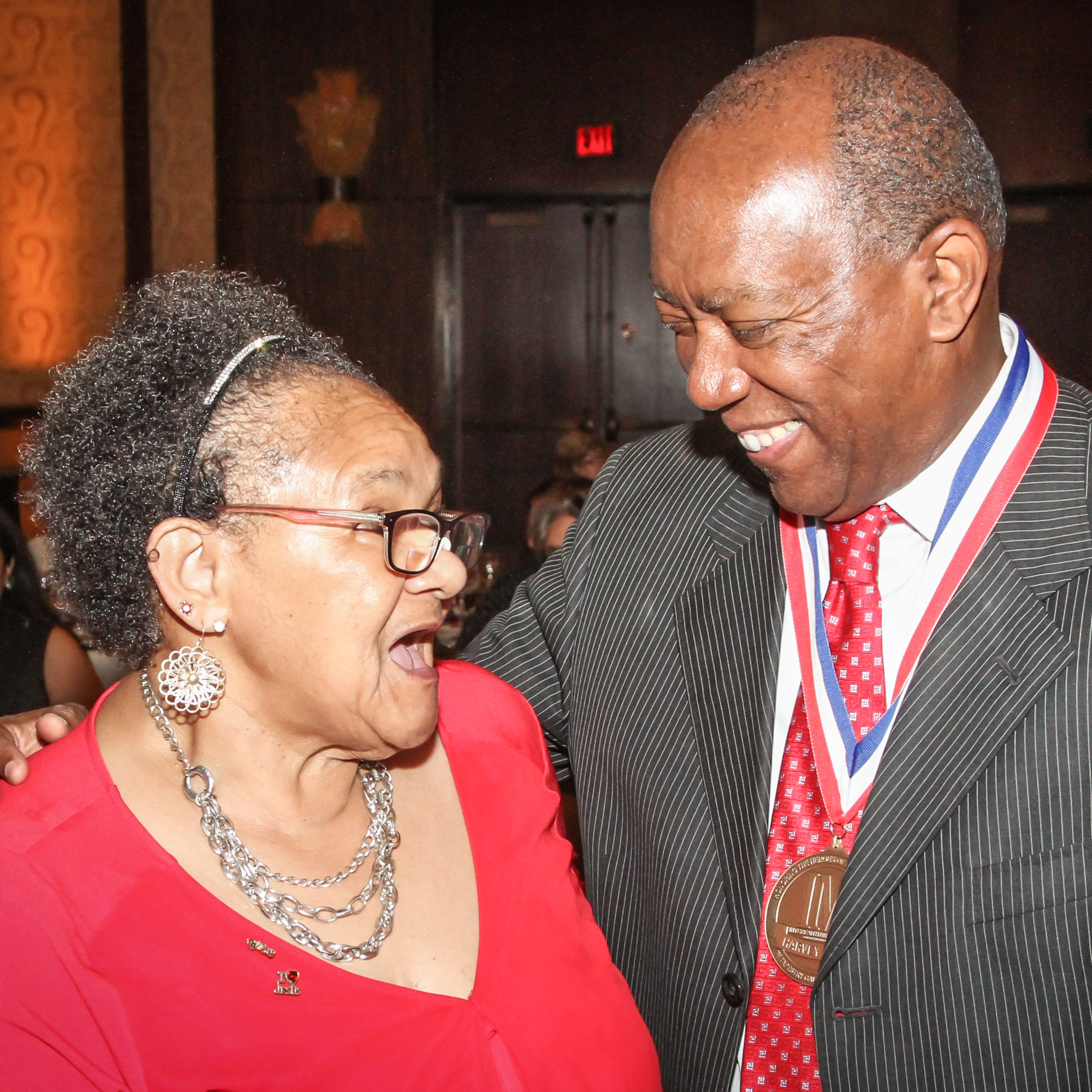 High res meals on wheels client sylvia gilbert and sylvester turner uo2tlt