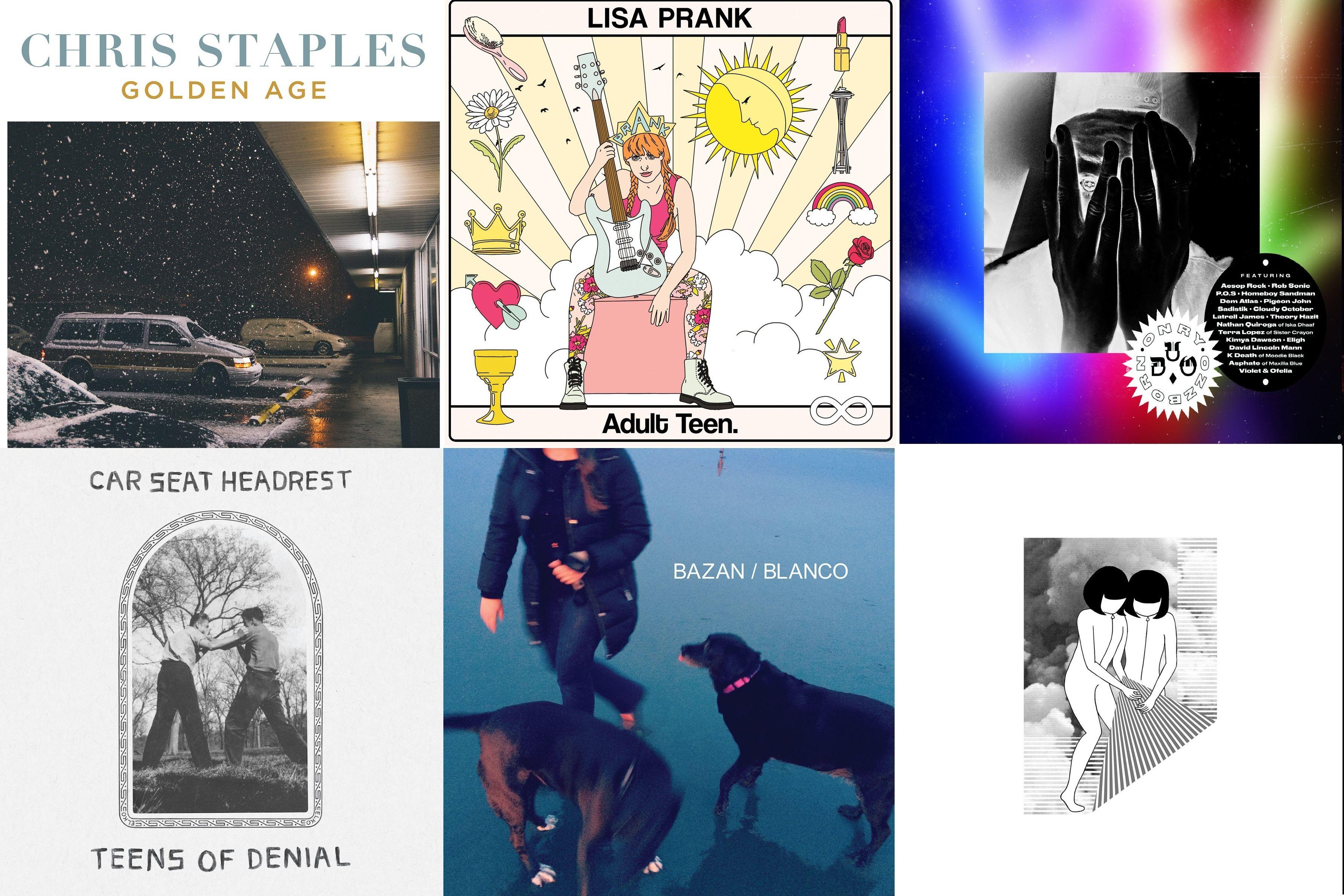 2016 seattle albums wmyhye