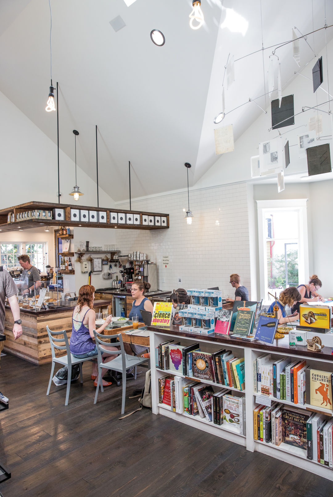 Ada bookstore cafe sstsrh