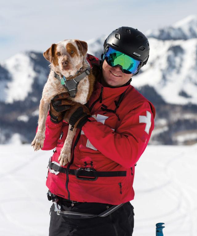 Mark Chytka, Avy Dog Coordinator