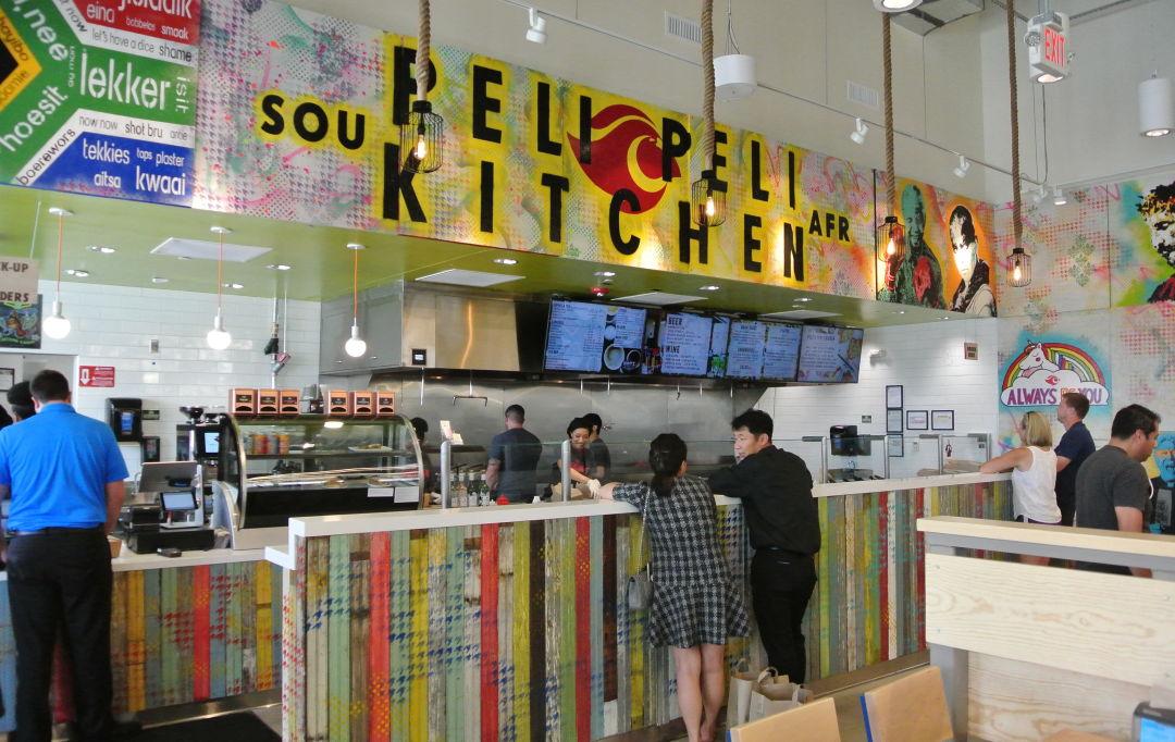peli peli kitchen spices up new whole foods 365 location - Peli Peli Kitchen