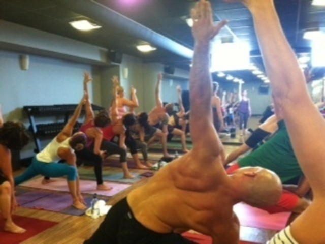 Wedding Workouts Corepower Yoga Seattle Met