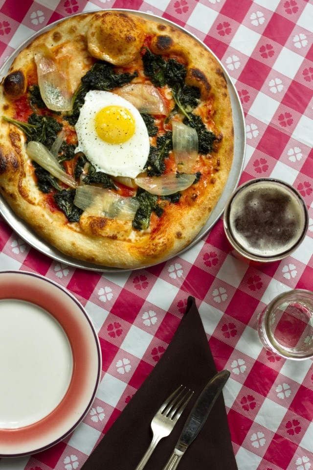 Pizza Night at Ned Ludd | Portland Monthly