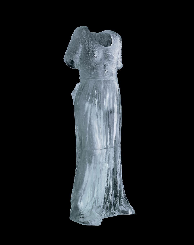 Rose Dress by Karen LaMonte
