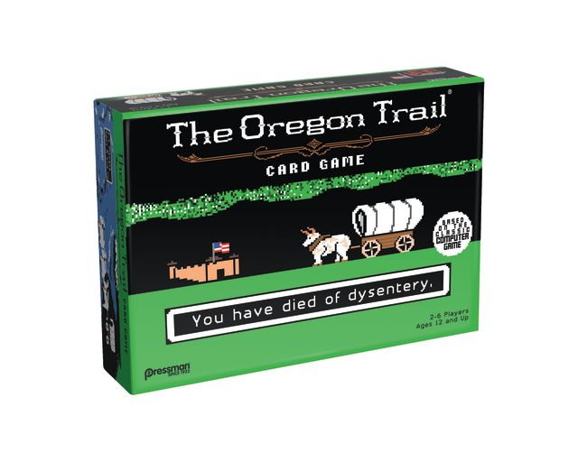 Pomo 1016 trophy case oregon trail card game hsk5iz