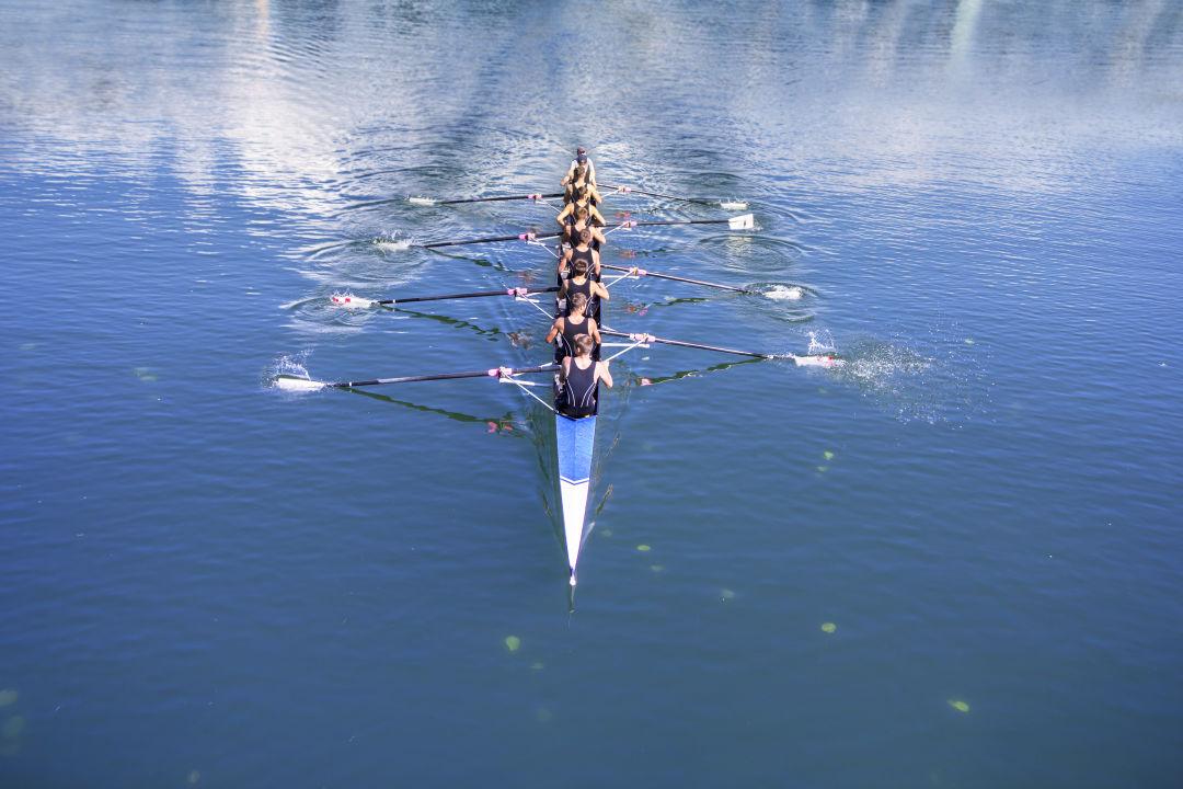 Mens 8 rowing qu95su