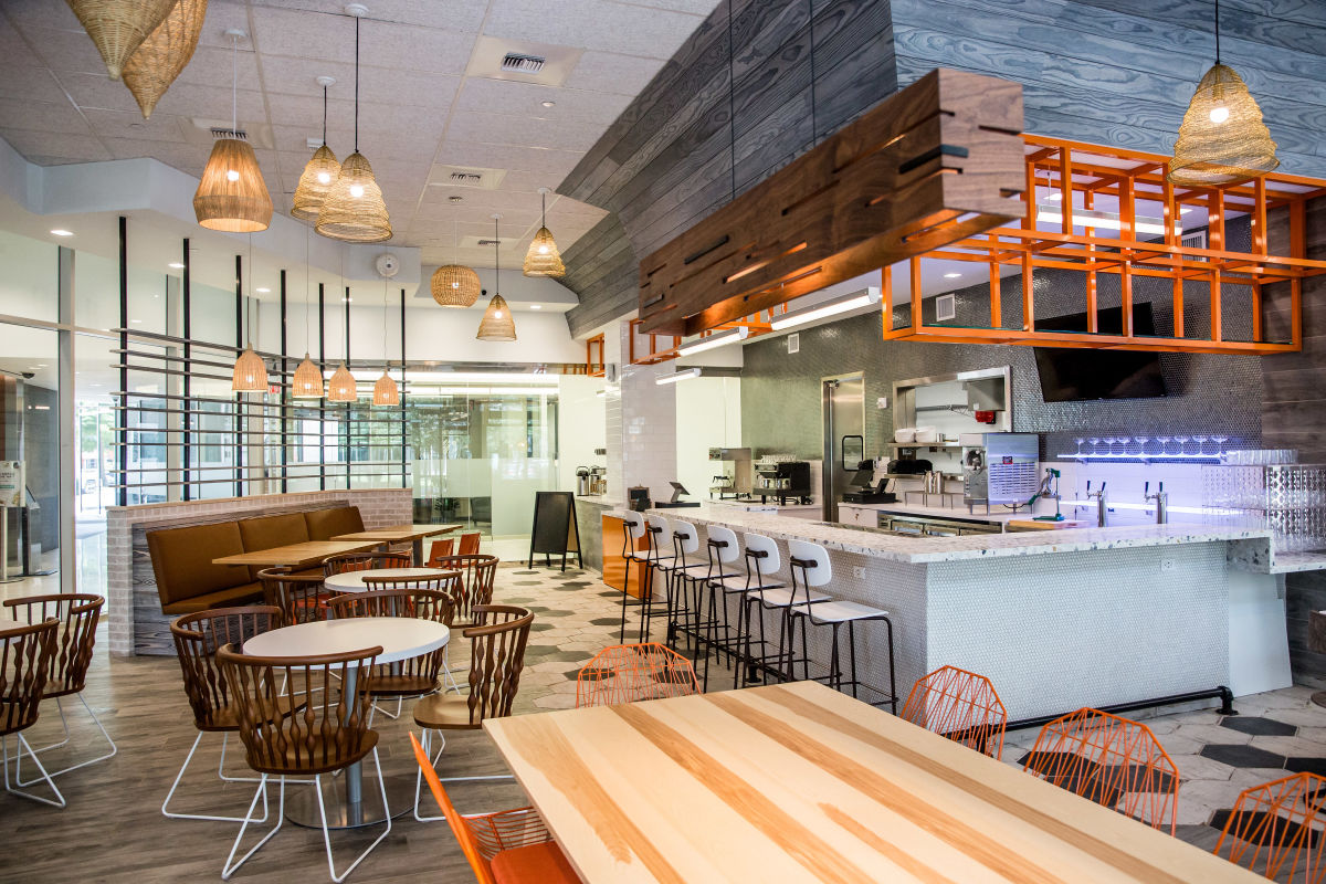 Fusion eats opens with breakfast service and other