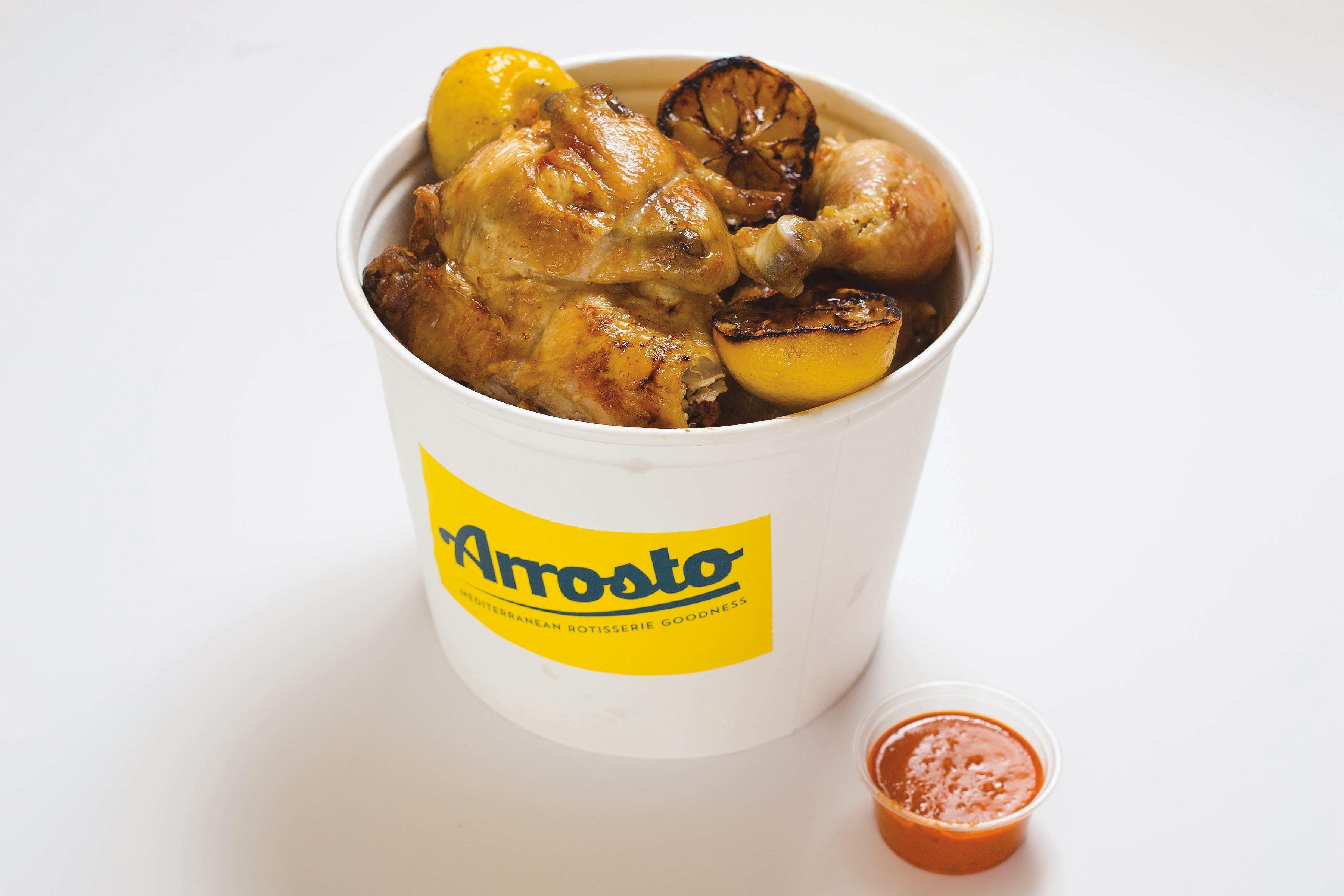 Pomo 1116 eat arrosto chicken df2nqw