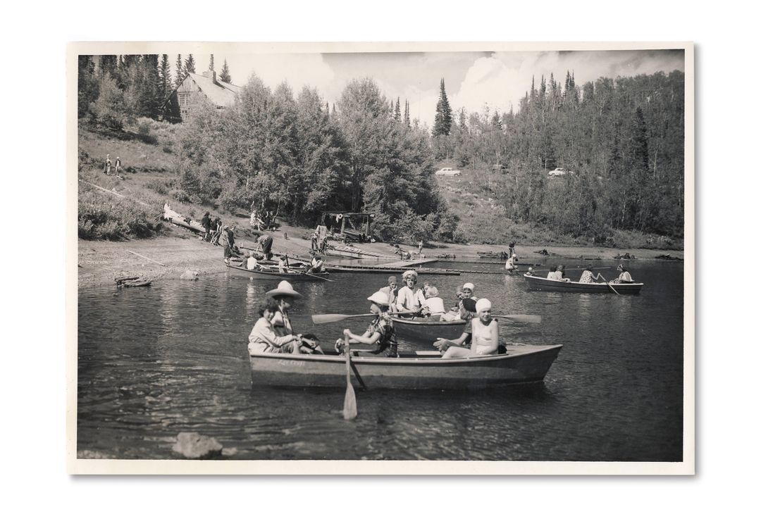 Park city summer 2013 local lore camp cloud rim vintage boaters wrlnnc