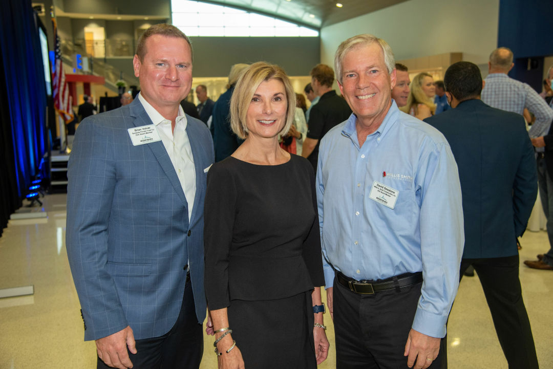 Brian Volner, Sharon Hillstrom and David Sessions