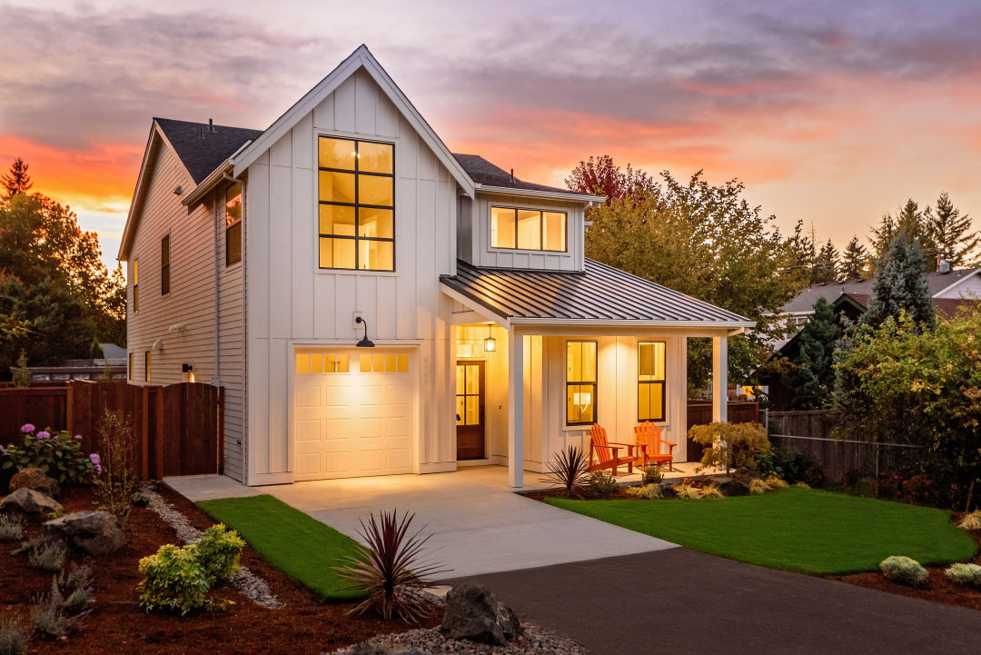 Build Your Custom Dream Home From The Ground Up Portland