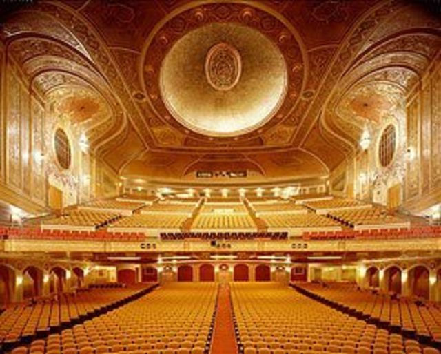 Image result for paramount theatre