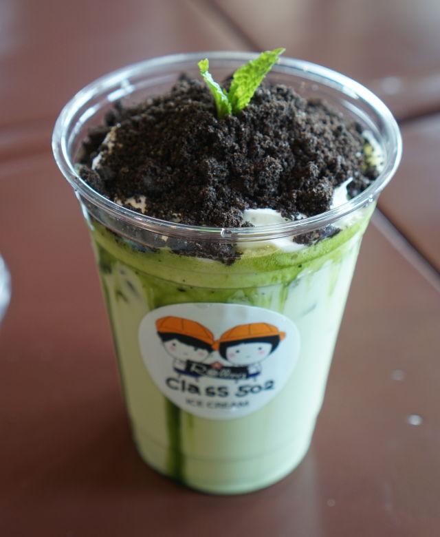Class 502   plant green tea gbxwgo