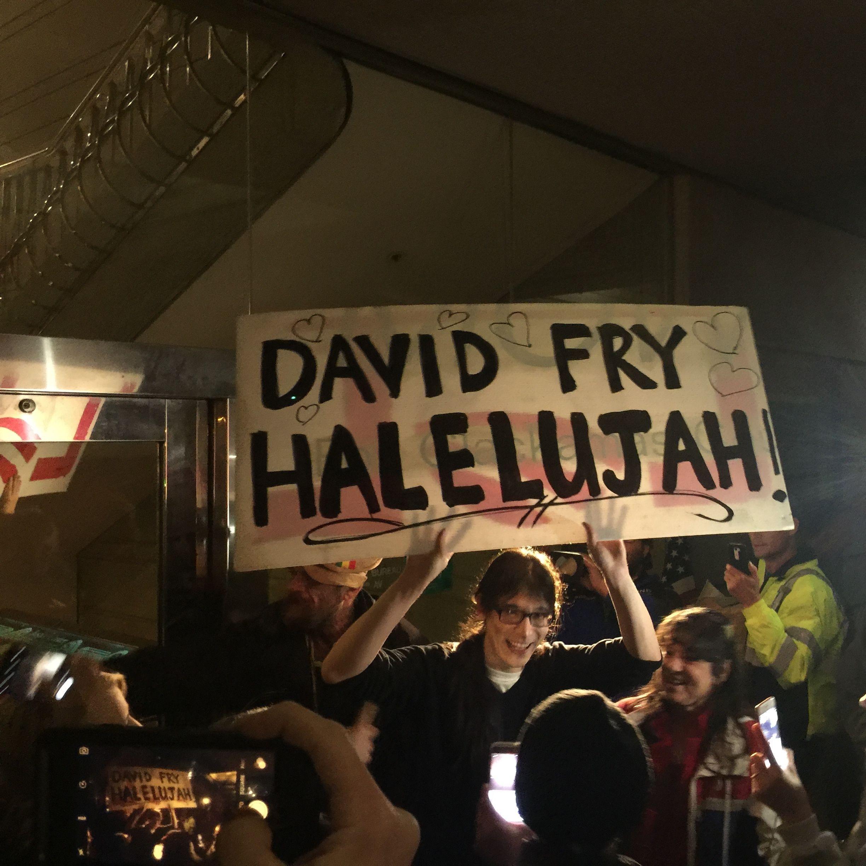 David fry release hn0ubz