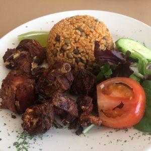 Haitian Food | Houstonia