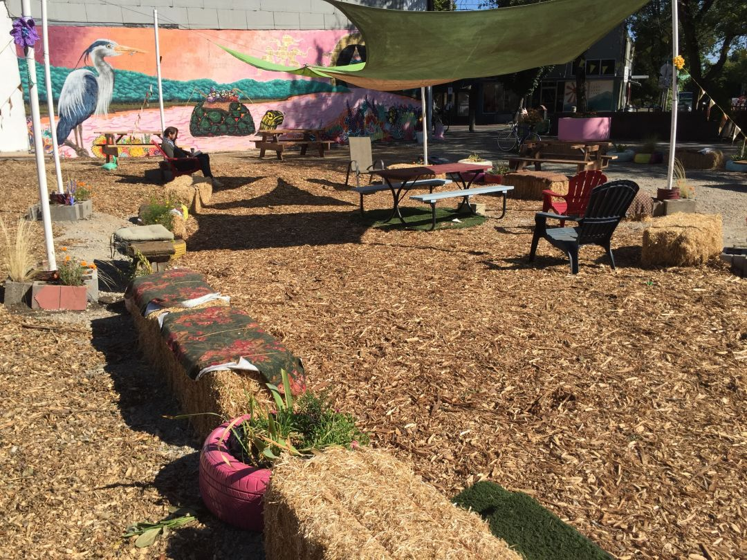 Sprouts North Park Hours Halloween 2020 A Volunteer Built 'Summer Park' Sprouts in St. Johns   Portland