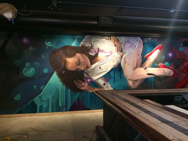 Floating girl by joe nix kbsqgv