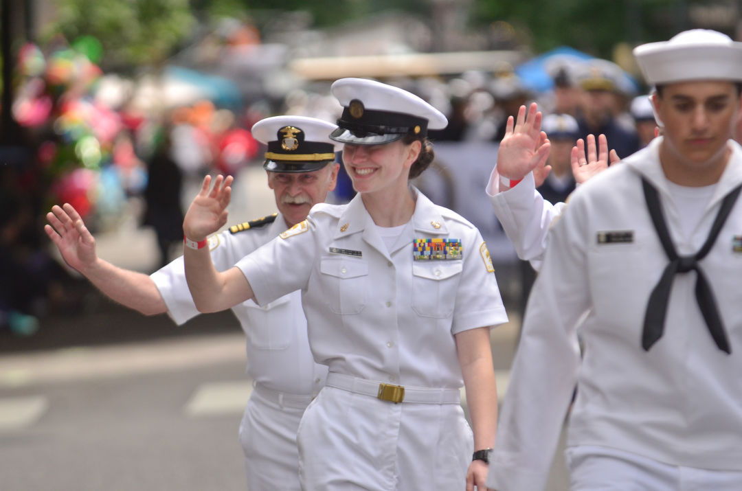 Fleet Week Floats into Town for Rose Festival Celebration | Portland Monthly