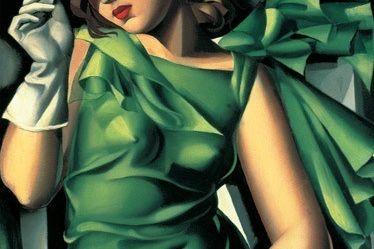 De lempicka young girl in a green dress  1927 30  fhaqu5