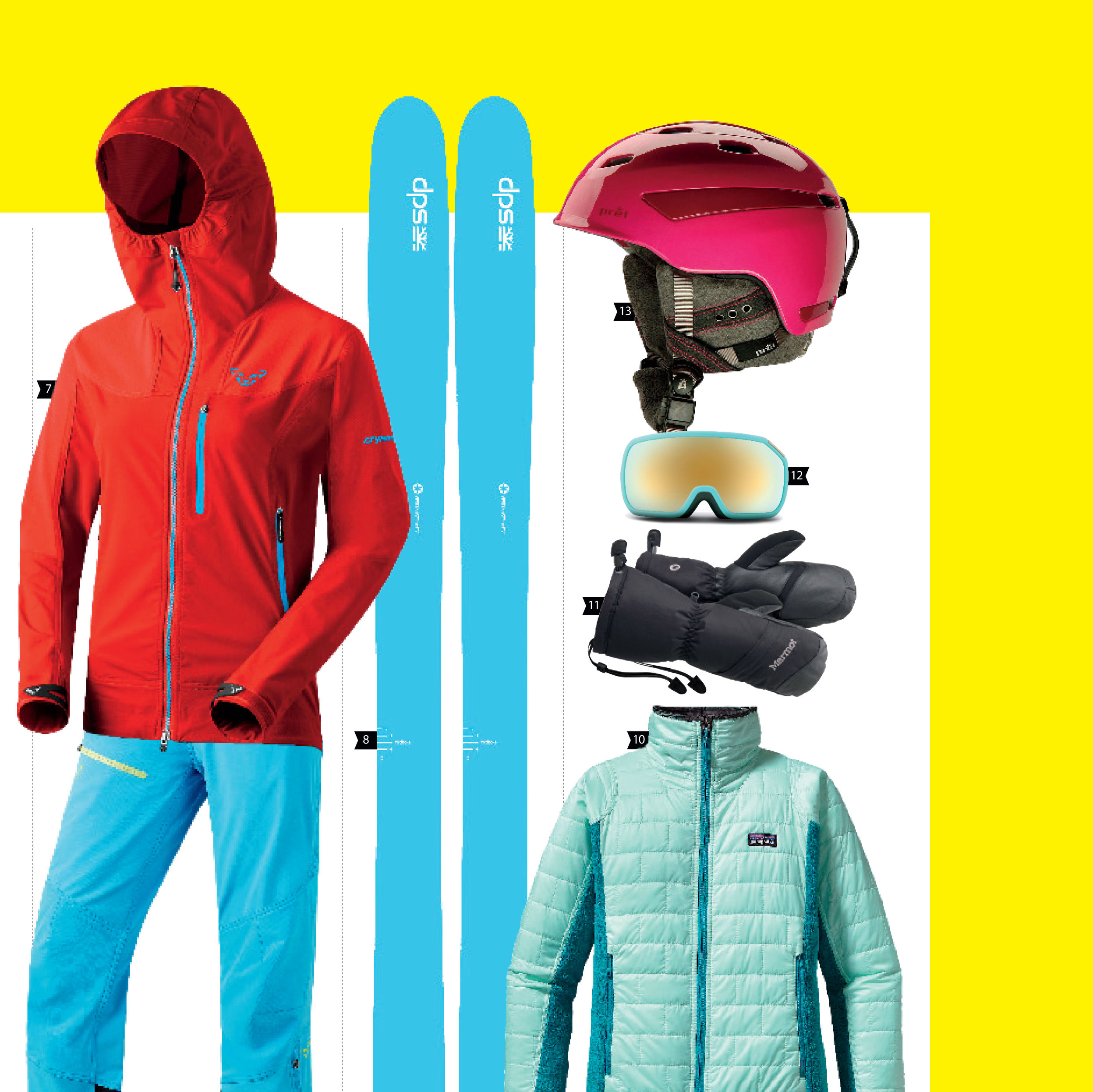 Cosu winter 2015 gear for her cgqyds