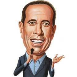 Jerry seinfeld illustration l7glut