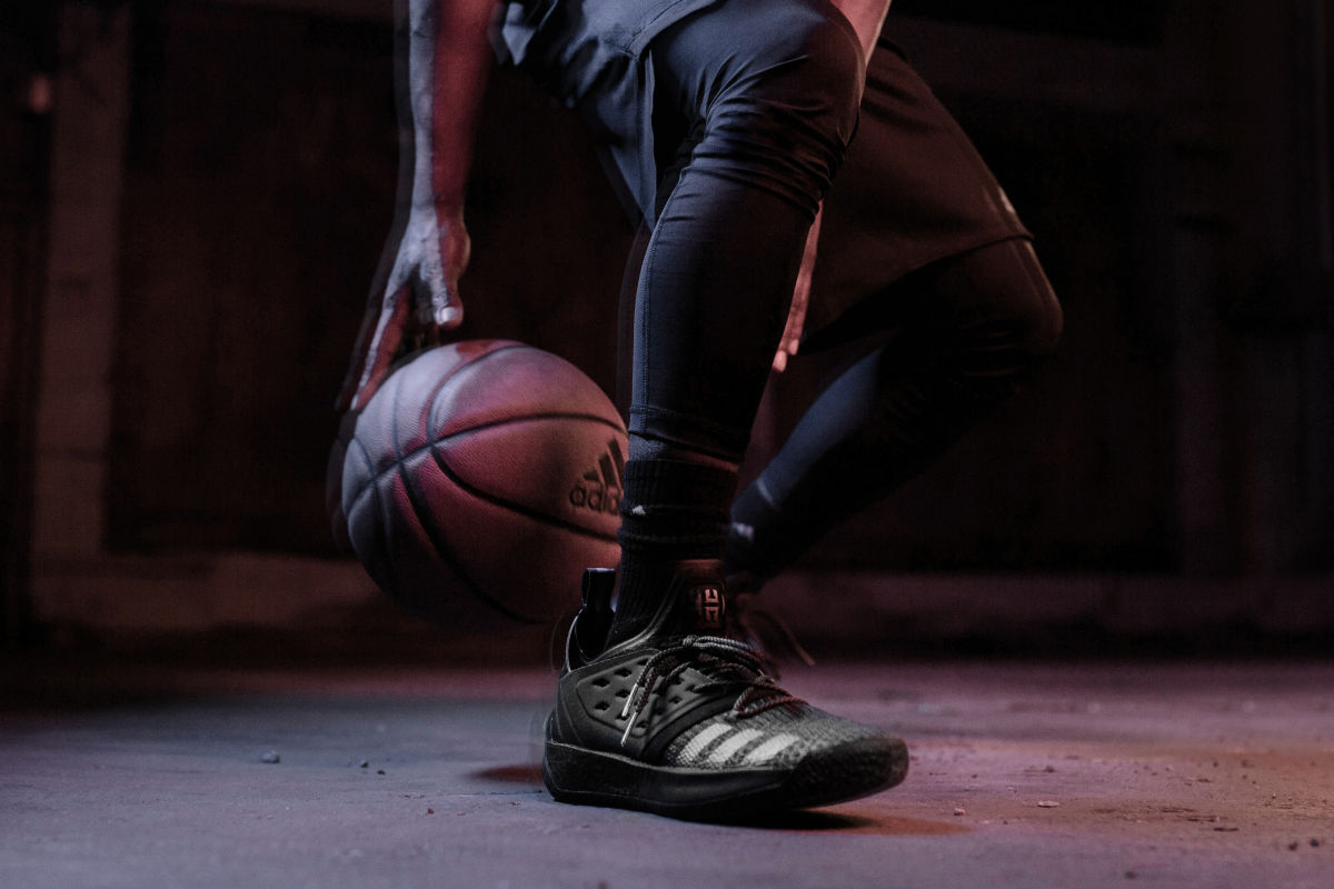 dbd0cd8b2219 adidas Launches New Version of James Harden s Signature Sneaks ...