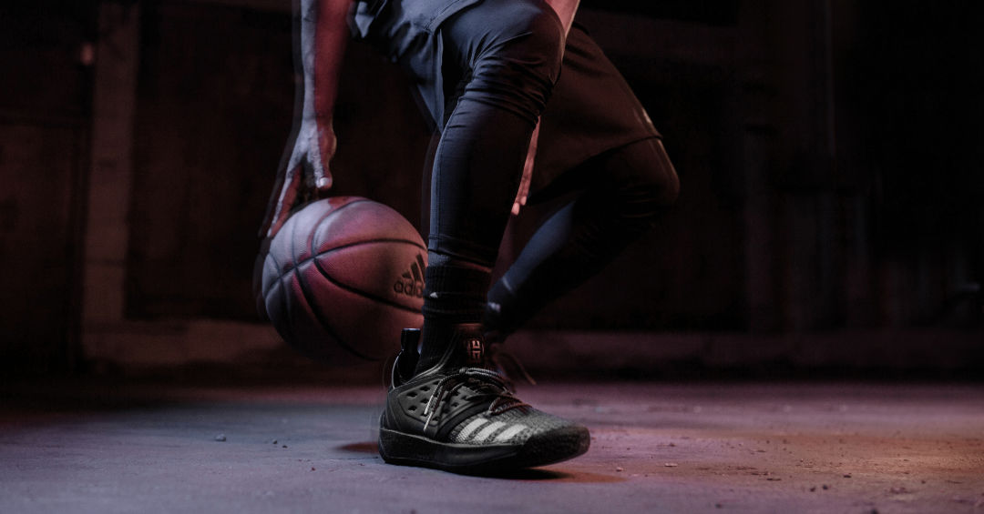 ba594bef406 adidas Launches New Version of James Harden s Signature Sneaks ...